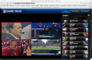 NFL GP 4 windows
