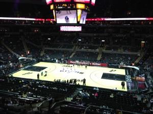 San Antonio Spurs - 0001 - 12-26-2012
