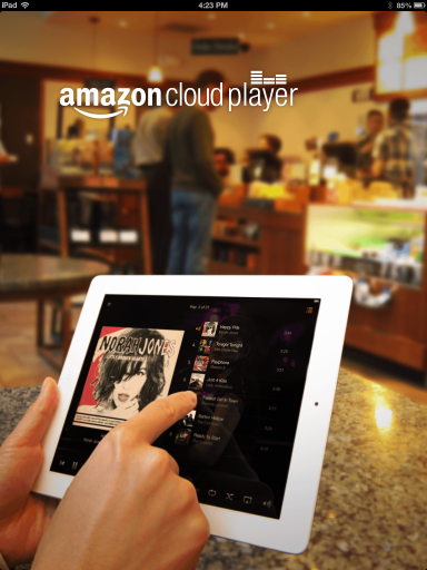 Amazon Cloud Player 03-01-2013 - 0001