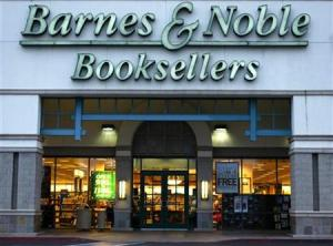 A Barnes and Noble book store is shown here in Encinitas May 20, 2008