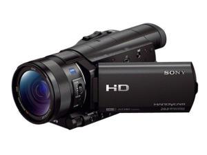 Sony 4K prosumer camcorder